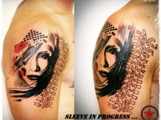 ´Hollywood-Ink-Tattoo-Jack-Daniel`s