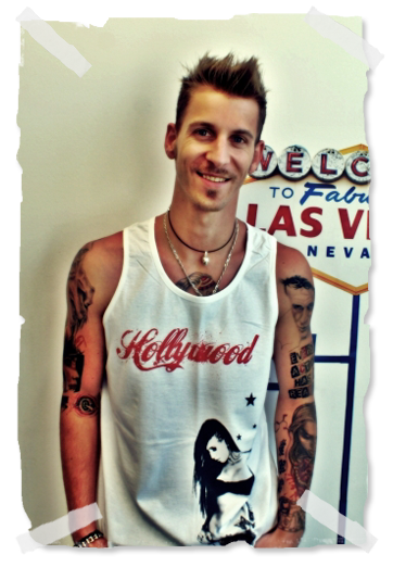 Jack Daniel`s - Hollywood Ink Tattoo